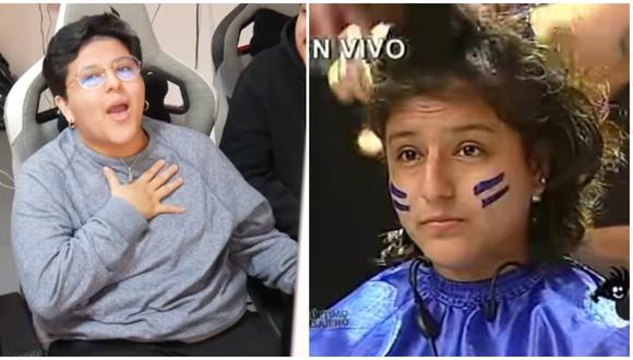 Ariana Bolo Arce recuerda su osada experiencia en 'El último pasajero'. (Fuente: Captura YouTube / Latina)