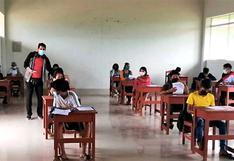 En agosto iniciarían clases semi presenciales en instituciones rurales de Ayacucho