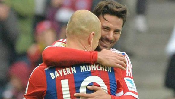 Bundesliga: Bayern Múnich golea 4-0 al Hanóver