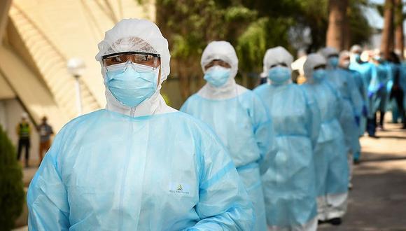 Este martes 9 de febrero iniciará el proceso de vacunación contra el coronavirus. (Foto: GEC)