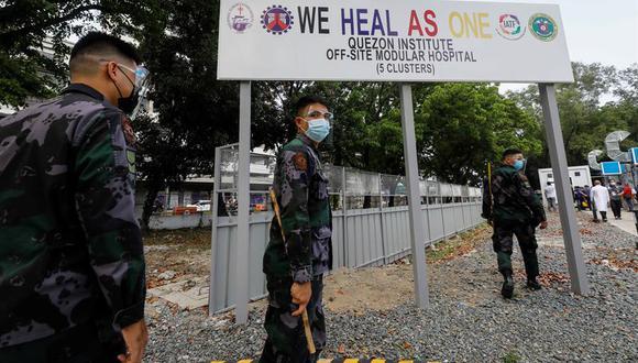 Lamentable hecho ocurrió en Filipinas. (Foto: Rolex dela Peña - EFE/referencial)