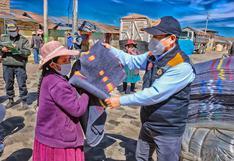 Bajas temperaturas en zonas altas de Arequipa podrían comenzar el 20 de junio