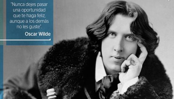 Banco usa imagen de Oscar Wilde para promover derechos de homosexuales