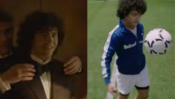 "Amazon Prime Video reveló la fecha de estreno de ""Maradona: Sueño Bendito"". (Foto: captura de video de YouTube)."