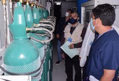 Planta de oxígeno funciona con desperfectos en el Hospital Regional de Cusco (VIDEO)