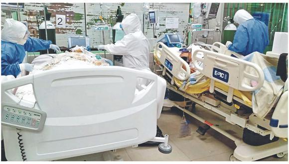 El director del hospital Santa Rosa advierte que los casos podrían triplicarse si la población no toma conciencia. En tanto, el director regional de Salud dijo que aún no han sido notificados por el INS sobre la variante brasileña del COVID-19, aunque no descartan que ya circule entre los piuranos.