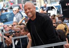Dr. Dre regresó a casa tras superar un aneurisma cerebral