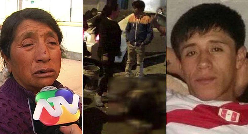Familiares de Juana Mendoza exigen cadena perpetua para su agresor (VIDEOS)