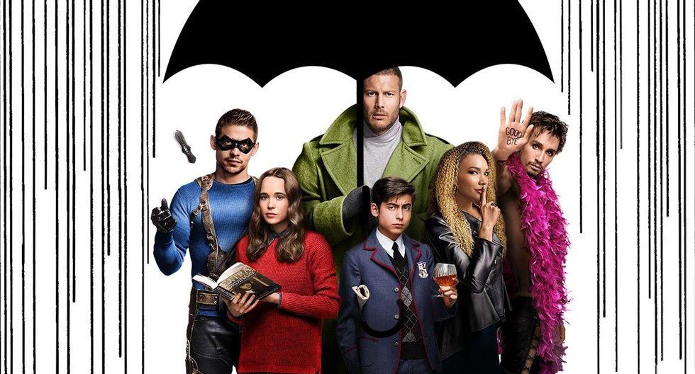 "FOTO 8 | ""The Umbrella Academy"" (Serie).  (Foto: IMDB)"