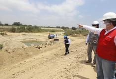 Contralor Nelson Shack llega a Piura a supervisar obras de reconstrucción