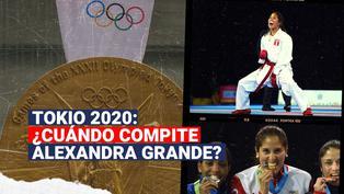 Tokio 2020: ¿Cuándo competirá la peruana Alexandra Grande en los Juegos Olímpicos?
