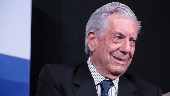 """Vargas Llosa: """"es importante que en las nuevas generaciones la lectura siga viva"""""""