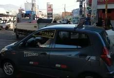 Hacen prueba en vacío pasa descongestionar el transporte en Avelino Cáceres