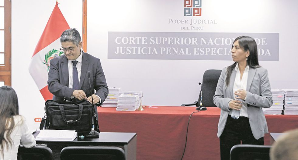 Sala Penal (Foto: Correo)