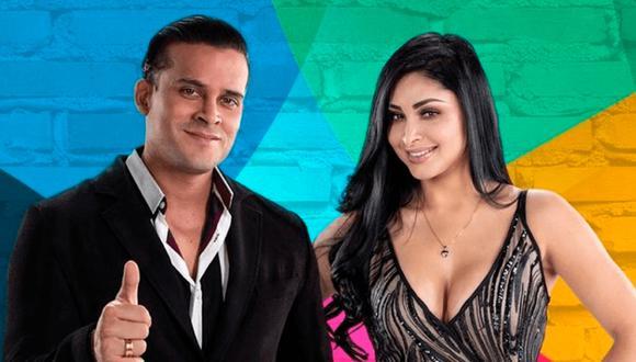 Christian Domínguez confirma que se casará con Pamela Franco este 2020