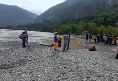Niña de ocho años muere ahogada en río Mantaro en Huancavelica