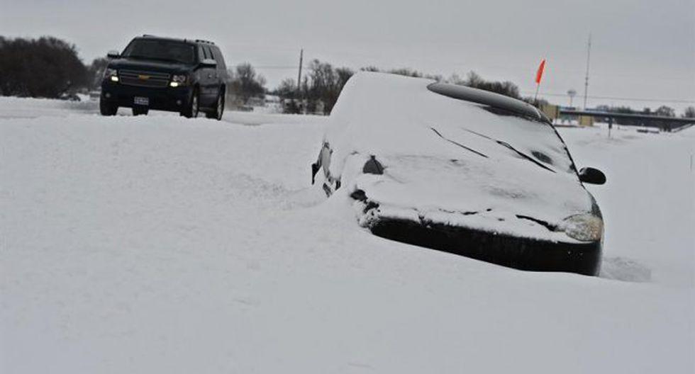 EEUU: Tormenta invernal mata a 8 personas