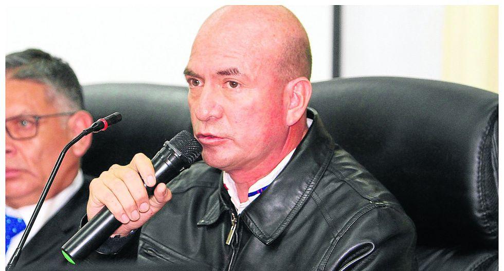 Mendoza investiga hechos irregulares en carretera de S/. 20 millones que dejó Bastidas