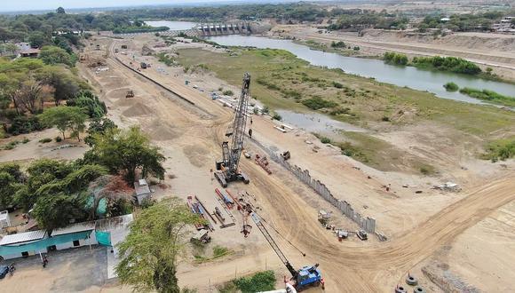 Los recursos irán con enfoque de gestión del riesgo de desastres, para la reconstrucción y construcción de la infraestructura pública y viviendas. (Foto: GEC)
