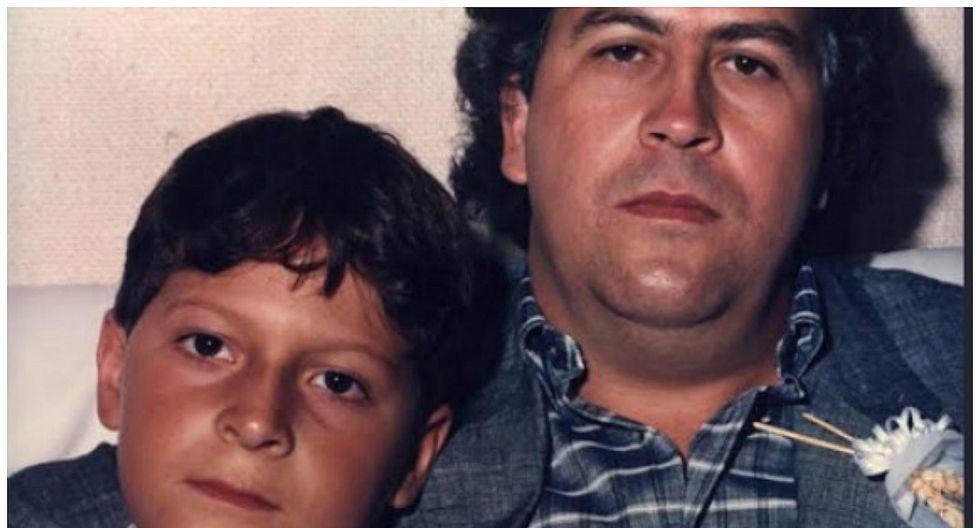 Pablo Escobar: Hijo revela que 'Narcos' se niega a contar esto sobre su padre (VIDEO)