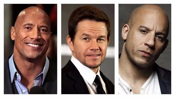 Estos son los actores mejor pagados de Hollywood en el último año, según Forbes