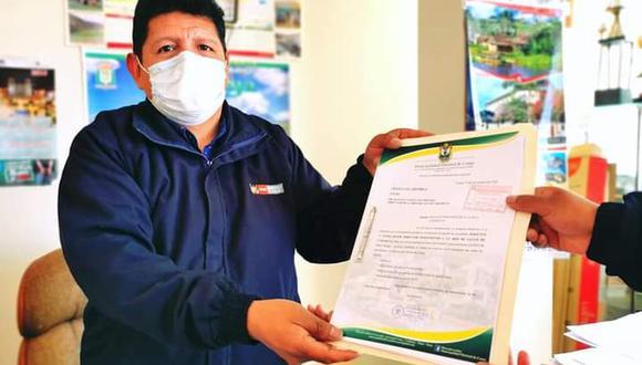 El director de la Red de Salud Carabaya, señaló que ya cuentan con la aprobación de la Dirección Regional de Salud y el Gobierno Regional.