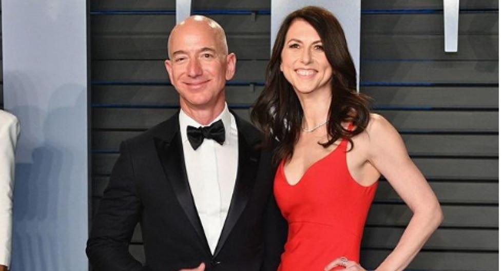 El hombre más rico del mundo, Jeff Bezos, anunció su divorcio tras 25 años de casado