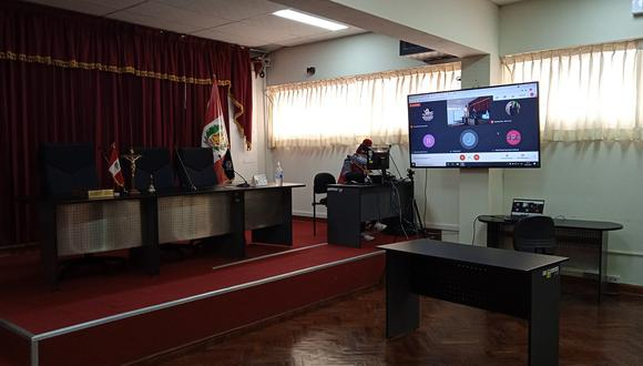 Sala de Apelaciones de la Corte Superior de Justicia de Huancavelica.