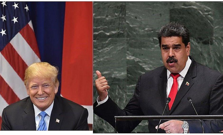"""Venezuela: Nicolás Maduro tilda de """"provocación"""" presencia de buque de EE.UU."""