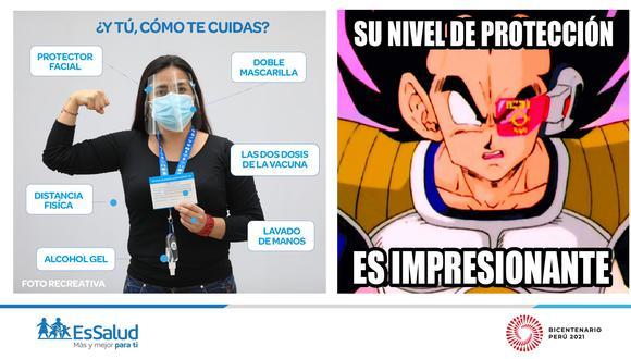 Revisa los consejos de EsSalud para estar protegido/a frente al coronavirus. (Foto: EsSalud)