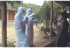 Tumbes: Inician monitoreo de salud en prevención al COVID-19 en Canoas