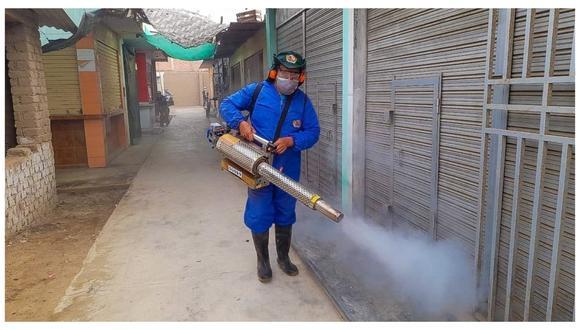 Trabajos son preventivos y buscan reforzar medidas frente a la pandemia en lugares concurridos.