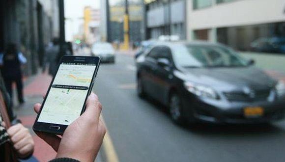 Un viaje de un aplicativo de taxi costó cerca de US$10.000 (FOTO)