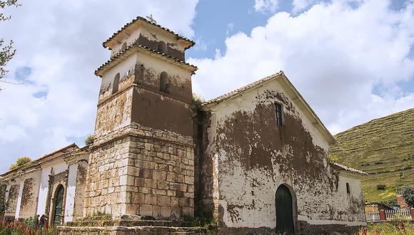 Cultura Cusco firma convenio para recuperación del Templo de Tungasuca (FOTOS)