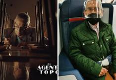 """""""El Agente Topo"""": Sergio Chamy comparte su primer viaje para ir a los premios Oscar"""