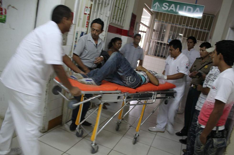 Un muerto y dos heridos deja balacera en San Juan de Lurigancho