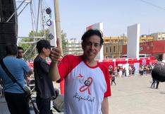 """Ernesto Pimentel: """"Quiero ser voluntario para los estudios de la vacuna del COVID-19 en portadores del VIH"""""""