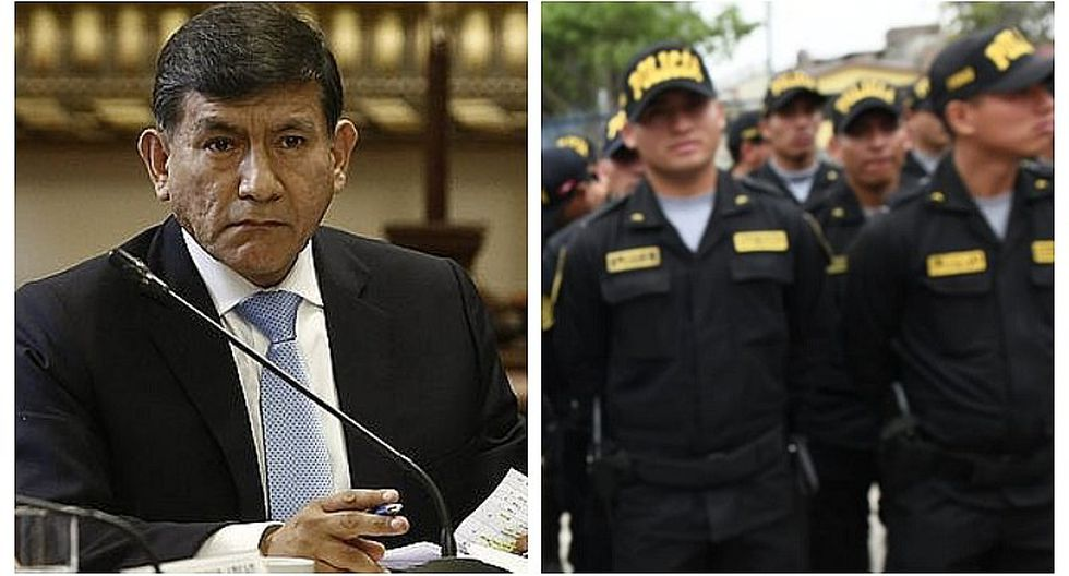 Policías que custodiaban a excongresistas brindarán seguridad ciudadana