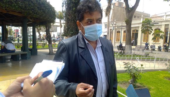 Santiago Soto cuestiona que se destine tanto dinero para obra que estuvo plagada de irregularidades. (Foto: Correo)