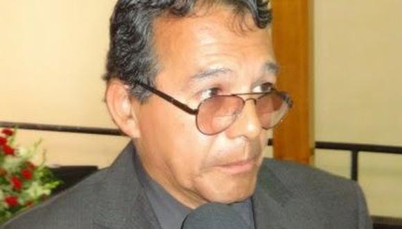 Vicepresidente regional niega que estuviera ebrio