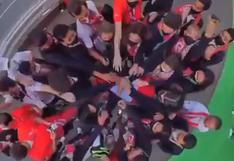Delegación peruana realizó una emotiva 'barra' antes de desfilar en el estadio Olímpico de Tokio 2020 (VIDEO)