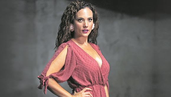 Entrevista de Marylin Farroñay (Foto: José Rojas)