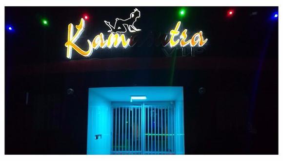 La Policía interviene a 14 extranjeras en el local Kamasutra