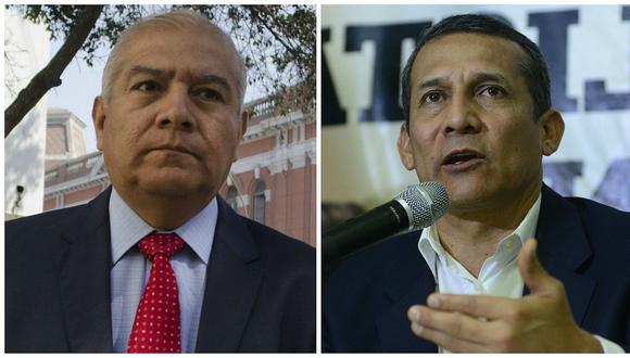 Madre Mía: Wilfredo Pedraza no será abogado de Ollanta Humala en ese caso