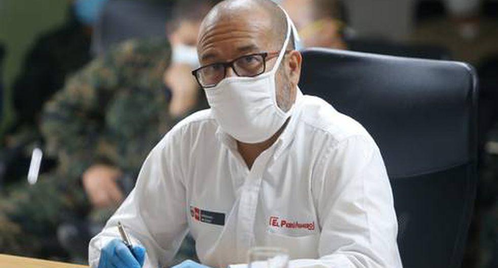 Comisión de Salud apruebó moción para interpelar a ministro Zamora