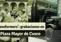 'Transformers' en Perú: conoce cómo será las grabaciones en la Plaza Mayor de Cusco