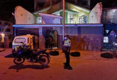 Pisco: Detonan explosivo en vivienda de prolongación Beatita de Humay