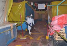 Refuerzan trabajos de fumigación en mercados y comisaría de Azángaro