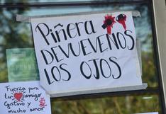 Chile: Justicia revoca prisión preventiva a expolicía chileno que dejó ciego a joven