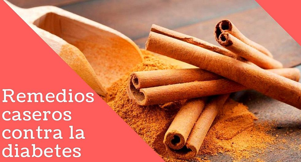 5 remedios caseros contra la diabetes